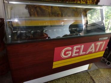 Masina-za-kucanje - Srbija: Italijanska masina za sladoled I rashladna vitrina sa sedam