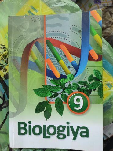 9-cu sinif kurikulum Biologiya kitabı