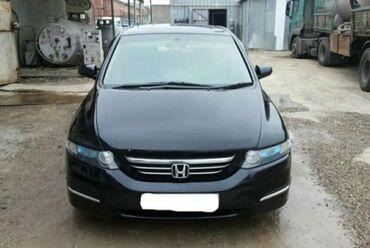 honda cr v бишкек в Кыргызстан: Honda Odyssey 2.4 л. 2004 | 196 км