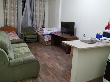 сдам комнат в Кыргызстан: Сдам 1комн.квартиру недорого 1200сом.логвиненко бокомбаева.ТВ большой