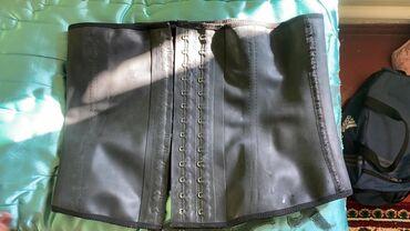 Другая женская одежда - Кыргызстан: Продаю пояс размер лпроизводство АнглияWaist frainig латес