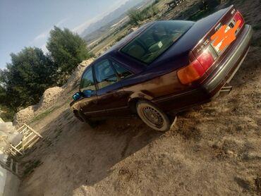 Audi в Кызыл-Суу: Audi S4 2.6 л. 1993 | 36990 км