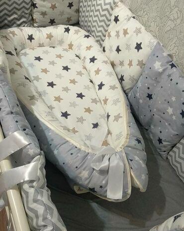 для новорожденных в Кыргызстан: Бортики,коконы,конверты для новорожденных,на заказ