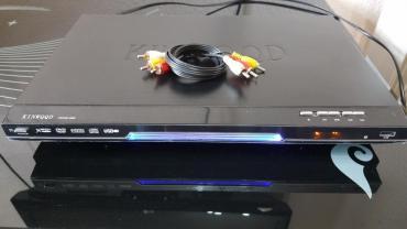 dvd-mpeg4 в Кыргызстан: Dvd плеер player работает отлично пульт утерян можно подобрать