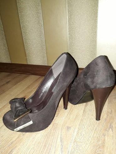 Туфли Эмма замшевые 38 размер в Бишкек
