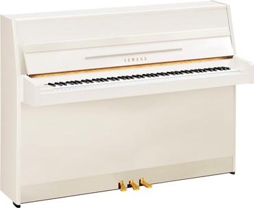 Пианино YAMAHA JU109 PE LZ.WB (Белый). Клавишные инструменты.Высота