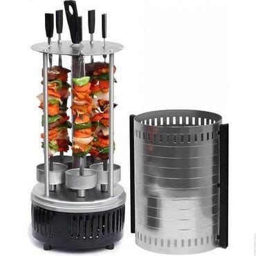 qadın üçün dəri krosovkalar - Azərbaycan: Elektrik kabab manqalı 5 şişli 70 manat, 6 şişli 75 manat, 8 şişli 80