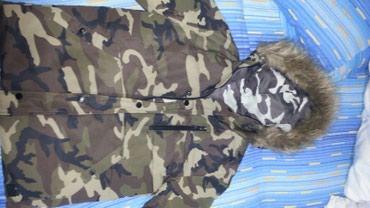 Jakna li - Srbija: ZARA decija jakna sa dva lica nepromociva,u odlicnom stanju