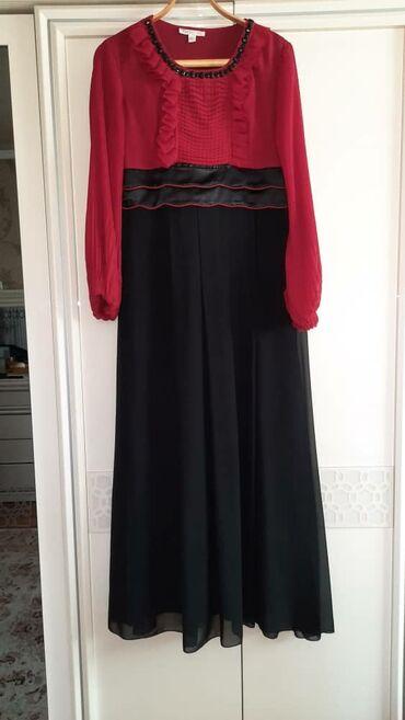 вечернее платье 48 50 размер в Кыргызстан: Турецкие платья в отличном качестве размер тур44 рус 50 чёрное рус 48