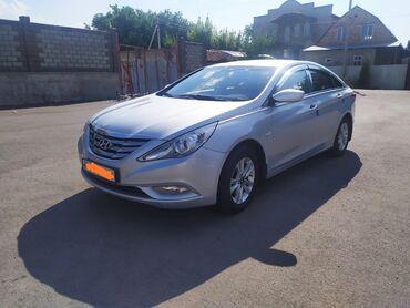 Hyundai - Кыргызстан: Hyundai Sonata 2 л. 2009 | 207240 км