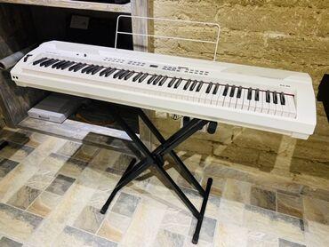 Elektro piano Kurzweil.Yüksək keyfiyyətli alətləri daha münasib