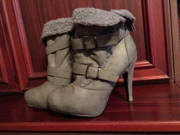 Ботильоны, не зима! Покупала в Москве в в Бишкек