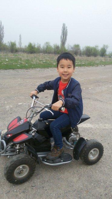 Квадроцикл, 20000, электро на батареях, в Бишкек