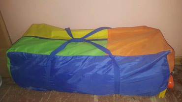 Детская кроватка с пеленальным столиком, которая превращается манеж