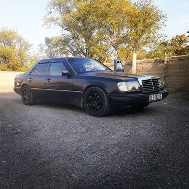Mercedes-Benz W124 2 л. 1991 | 350000 км