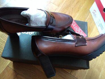 Nove sa etiketom.cipele sa stiklom37 velicina Emelie