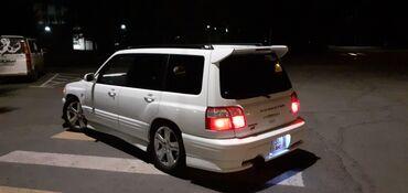 Subaru Forester 2 л. 2001