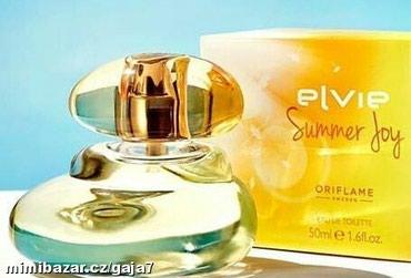 Elvie Summer Joy - tualet suyu. Oriflame firmasından olan məhsulların