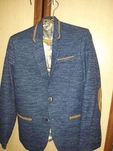 Клубный пиджак на 10-12 лет в идеальном состоянии