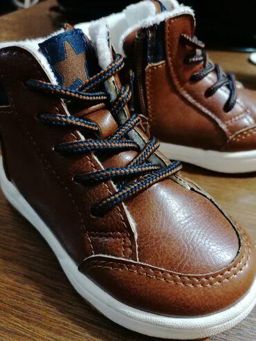 Dečije Cipele i Čizme - Negotin: H&M muske cipelice broj 22,obuvene par puta kao nove! 800 din