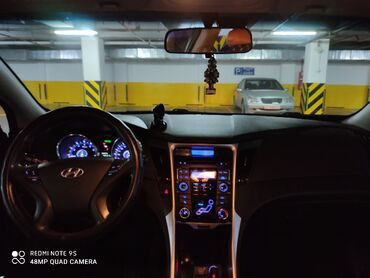 Автомобили в Бишкек: Hyundai Sonata 2 л. 2020 | 186000 км