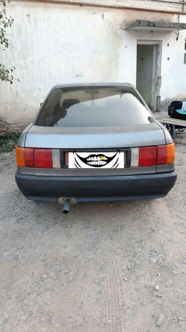8 kompjuterov в Кыргызстан: Audi 80 1.8 л. 1990