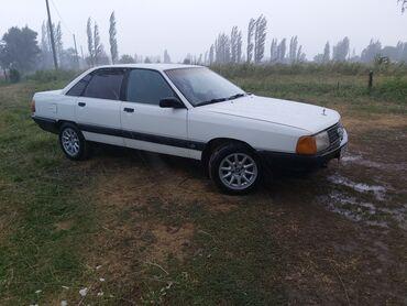 Транспорт - Алмалуу: Audi 100 2.3 л. 1986
