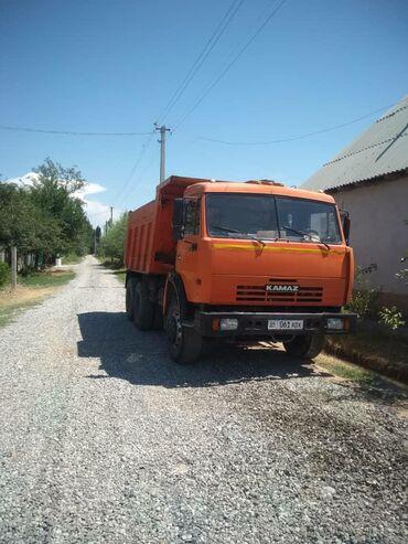 Грузовой и с/х транспорт в Базар-Коргон: КамАЗ 65115 в хорошем состоянии