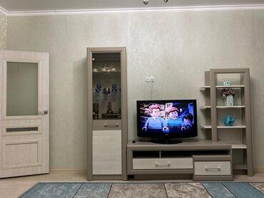 продаю 3 х комнатную квартиру в бишкеке в Кыргызстан: 3 комнаты, 84 кв. м С мебелью