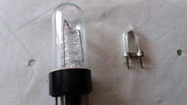 Освещение в Кыргызстан: Продаю импульсные лампы ифк-120,200 сом,,ифк-500,300 сом.Применяются в