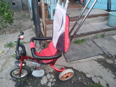 Другие товары для детей в Кант: Продаю детский трёх колесный велосипед