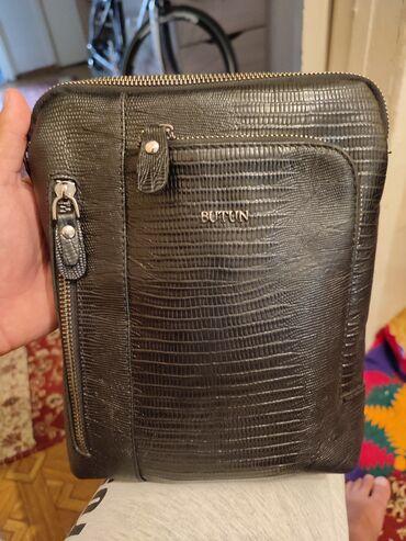 Личные вещи - Маевка: Продам барсетка от фирмы Butun original Турецкая натуральная кожа