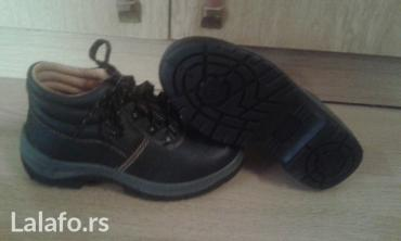 Personalni proizvodi - Vrsac: Radne cipele nekoriscene 37i 42 broj