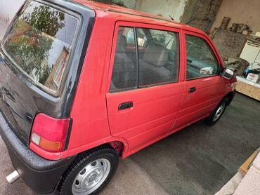 сколько стоит шины в Кыргызстан: Daihatsu Cuore 0.8 л. 1993 | 300000 км