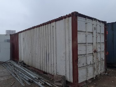konteyner 40 tonluq - Azərbaycan: 6m lik anbar konteyner satılır. Yaxşı vəziyyətdədir