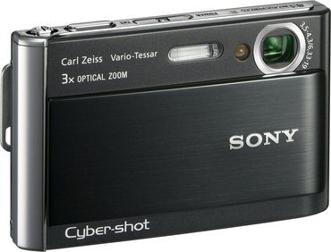 Bakı şəhərində Фотоаппарат sony cyber-shot dsc-t70 black. Продаю б/у фотокамеру, в ра