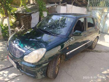 Daihatsu в Кыргызстан: Daihatsu Sirion 1.1 л. 2002   241277 км
