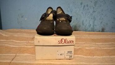 Oliver zenske pantalone - Srbija: Nove zenske cipele br39 --jedanput obucene na svadbu --duzina gazista