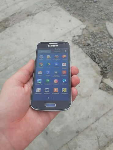 Samsung I9190 Galaxy S4 Mini 16 GB qara