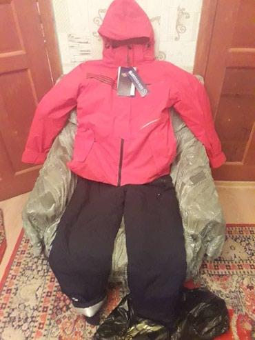 Лыжный костюм новое фирменное 46-48 размер в Бишкек