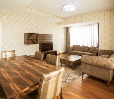 аренда квартиры in Кыргызстан | ПОСУТОЧНАЯ АРЕНДА КВАРТИР: 3 комнаты, 120 кв. м, С мебелью