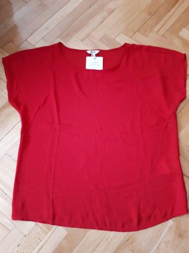 Nova crvena majica - Nis