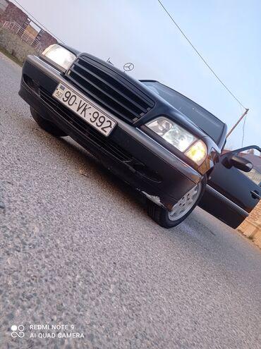 Avtomobillər - Azərbaycan: Mercedes-Benz C 200 2 l. 1998 | 259000 km