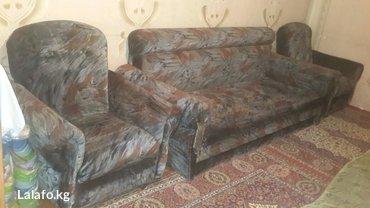 Продаю диван и два кресла,  в в Бишкек