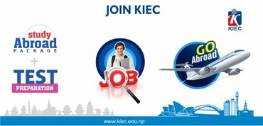 KIEC has been first choice for Abroad study and Test Preparation in Kathmandu