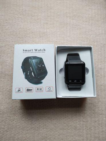 Bakı şəhərində Smart saat Bluetooth la işlək vəziyyətdə.