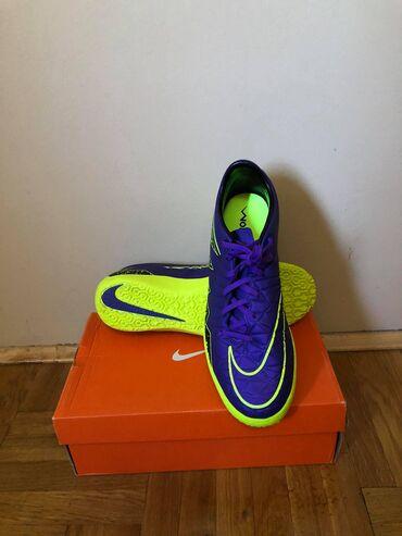 Kopačke | Srbija: Nike Hypervenom 46 (30cm) NovoNike Hypervenom.Patike su NOVE i
