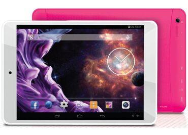 """ESTAR Mini HD - Tablet 7.85"""" 8GB Ροζ/Λευκό ΓΙΑ ΑΝΤΑΛΛΑΚΤΙΚΑ ΣΤΟ ΚΟΥΤΙ"""