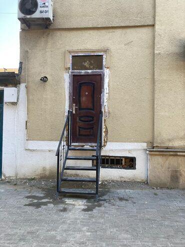 Satılır - Azərbaycan: Obyekt satılır, stalinka proyektli binanin 1-ci mərtəbəsində 3 otaqlı