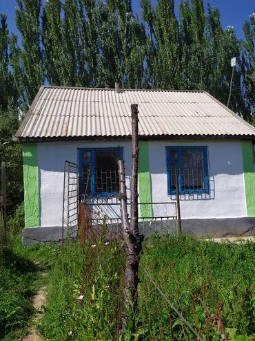 Недвижимость - Чон Сары-Ой: Продаю дом! село Чон-сары-ой, Иссык-кульский р-н. Дом находится вдоль